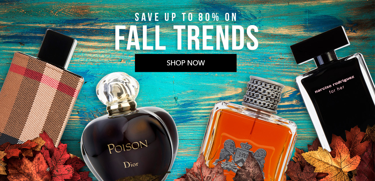 Save up to 80% on fall trends, shop now