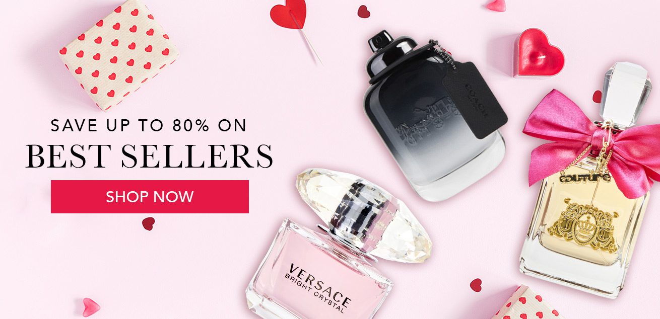 Save up to 80% on Best Sellers, shop now