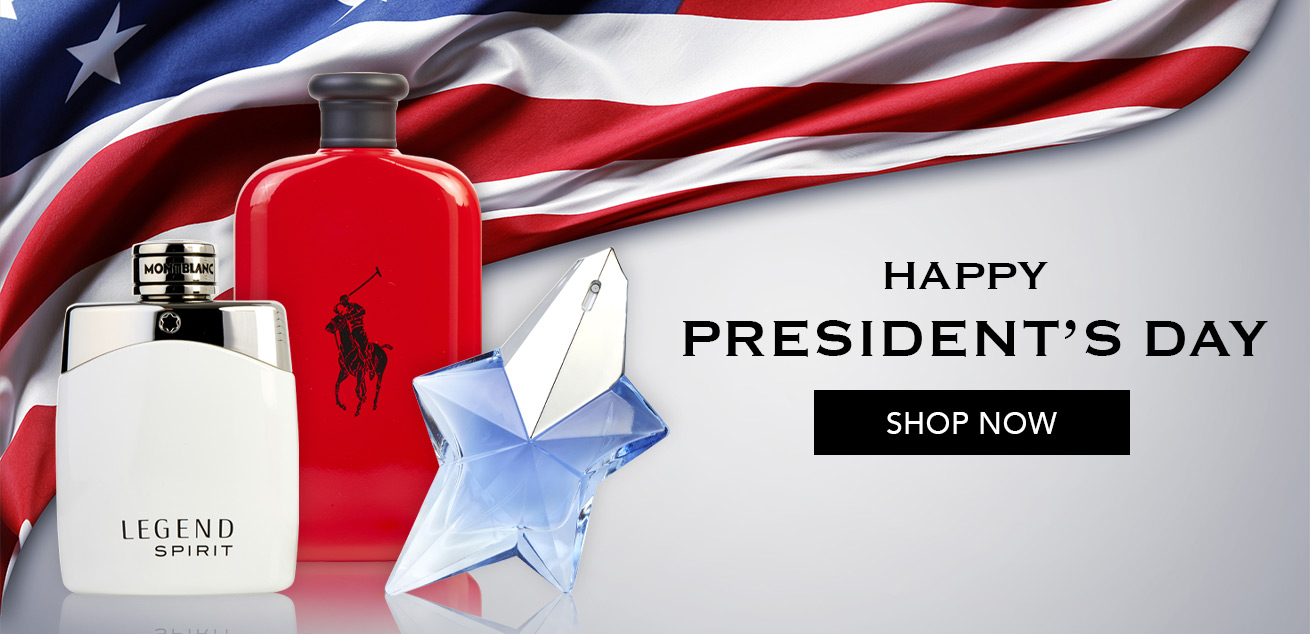 Happy President's Day, shop now