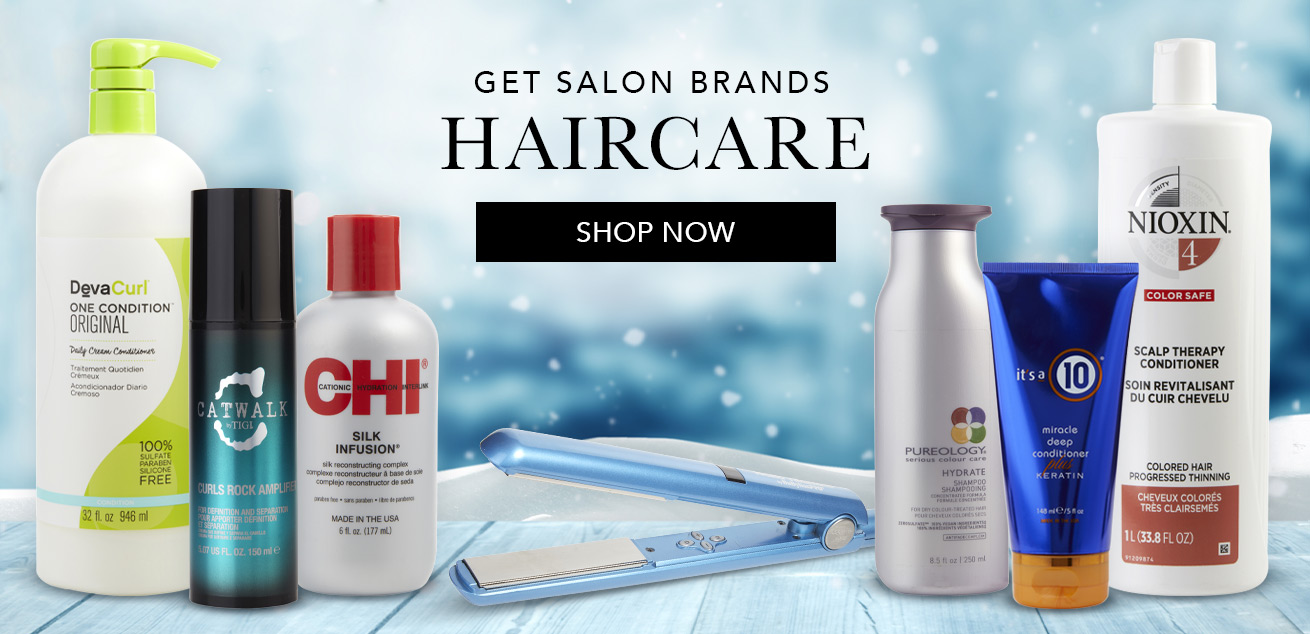 Get salon brands haircare, shop now