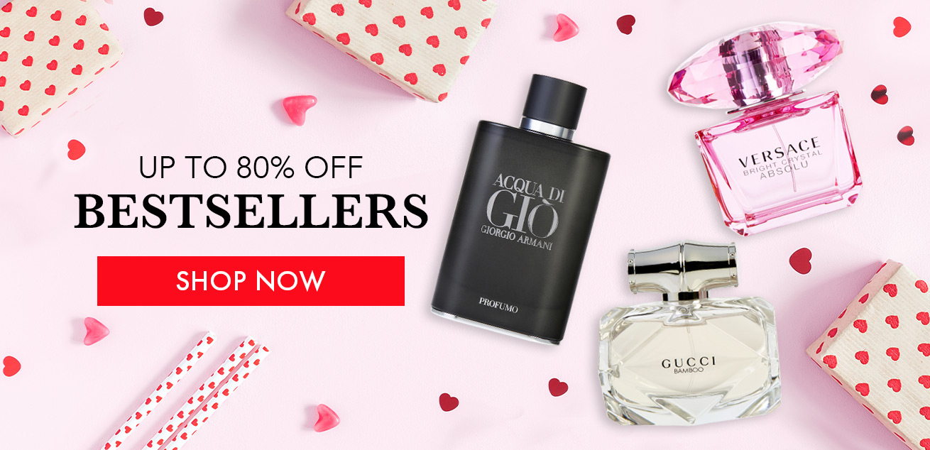 up to 80% off bestsellers, shop now