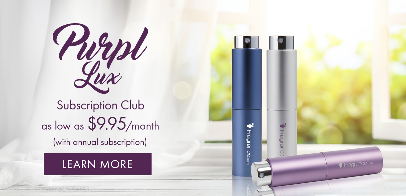 PurplLux subscription club as low as $9.95 per month (with annual subscription), learn more