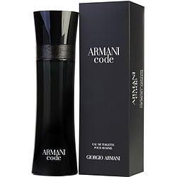 armani code blue