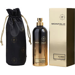 Montale Paris So Amber