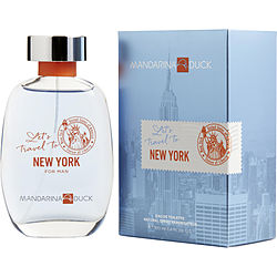 Mandarina Duck Let's Travel To New York