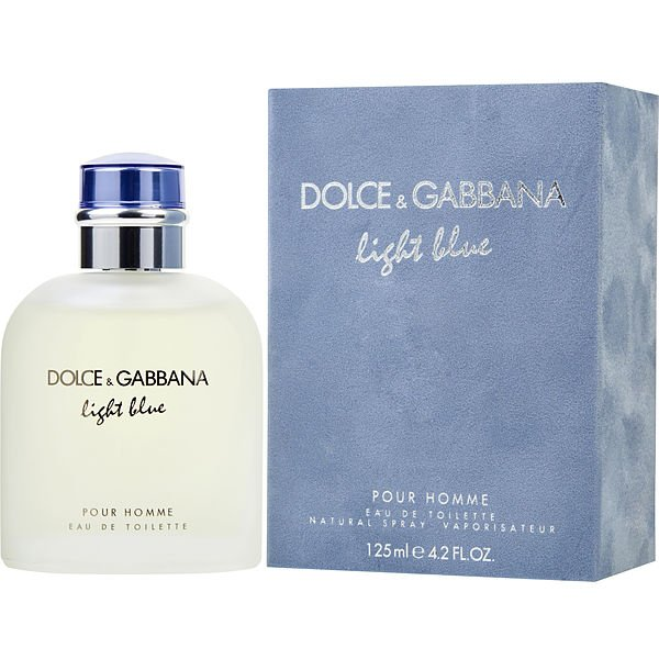 Dolce And Gabbana Light Blue For Men Fragrancenet Com