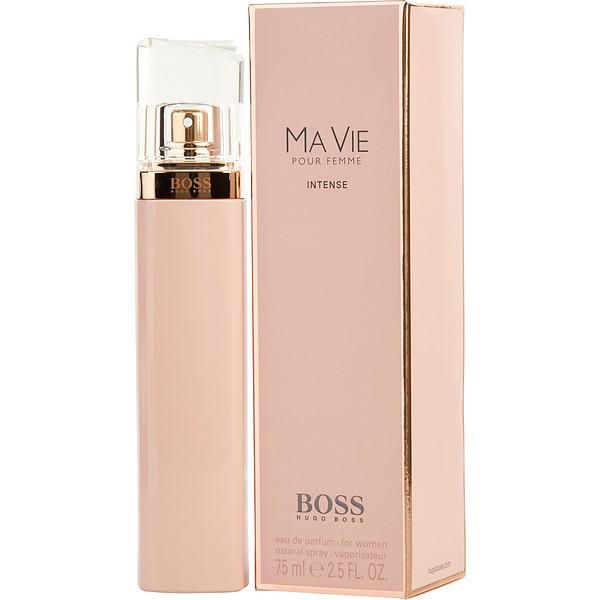 boss parfum intense