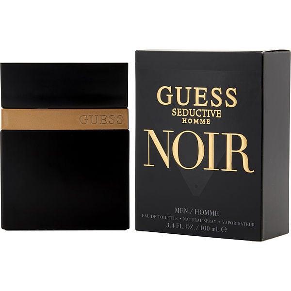 Guess Seductive Homme Noir Cologne Fragrancenet Com