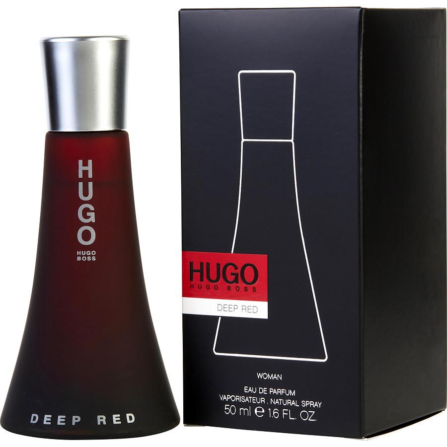 hugo boss red perfume