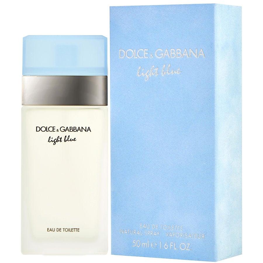 dolce gabbana light blue eau de parfum