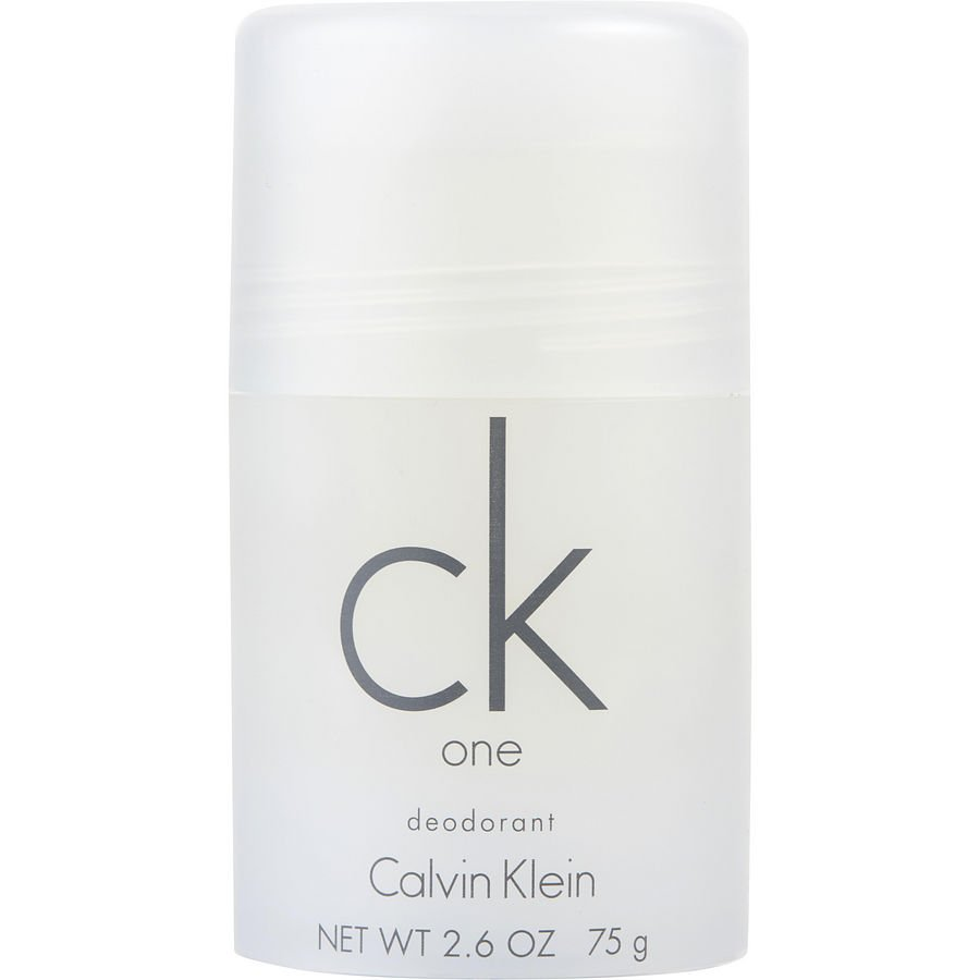 de goedkoopste hele collectie beste goedkoop Ck One Deodorant Stick 2.6 oz