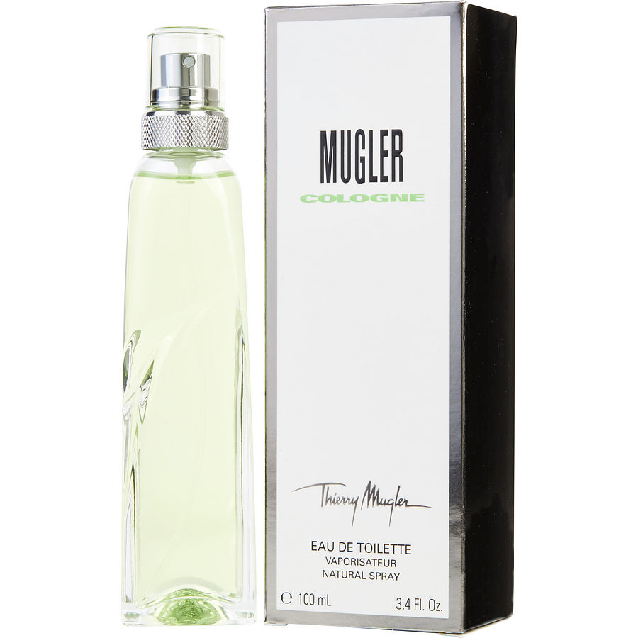 Thierry Mugler Cologne clean smelling perfume like soap clean shower fresh perfume what perfume smells like soap