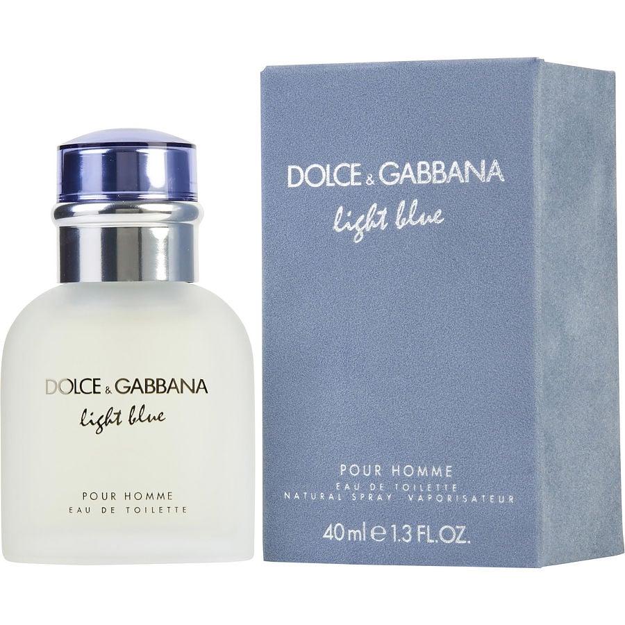 Dolce And Gabbana Light Blue For Men Fragrancenet Com