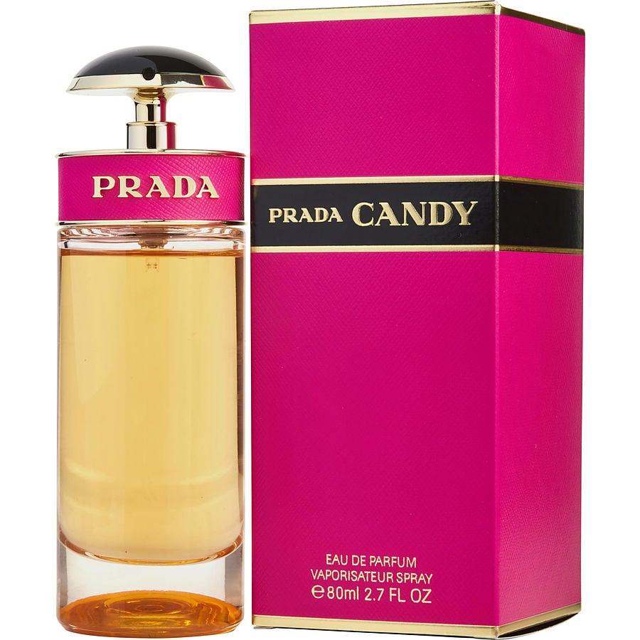 wide selection of colors new design exceptional range of colors Prada Candy Eau De Parfum Spray 1.7 oz