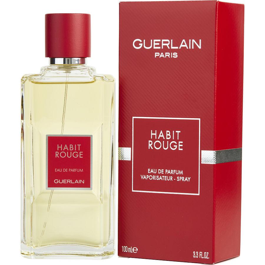 Habit Rouge Eau De Parfum Fragrancenet Com