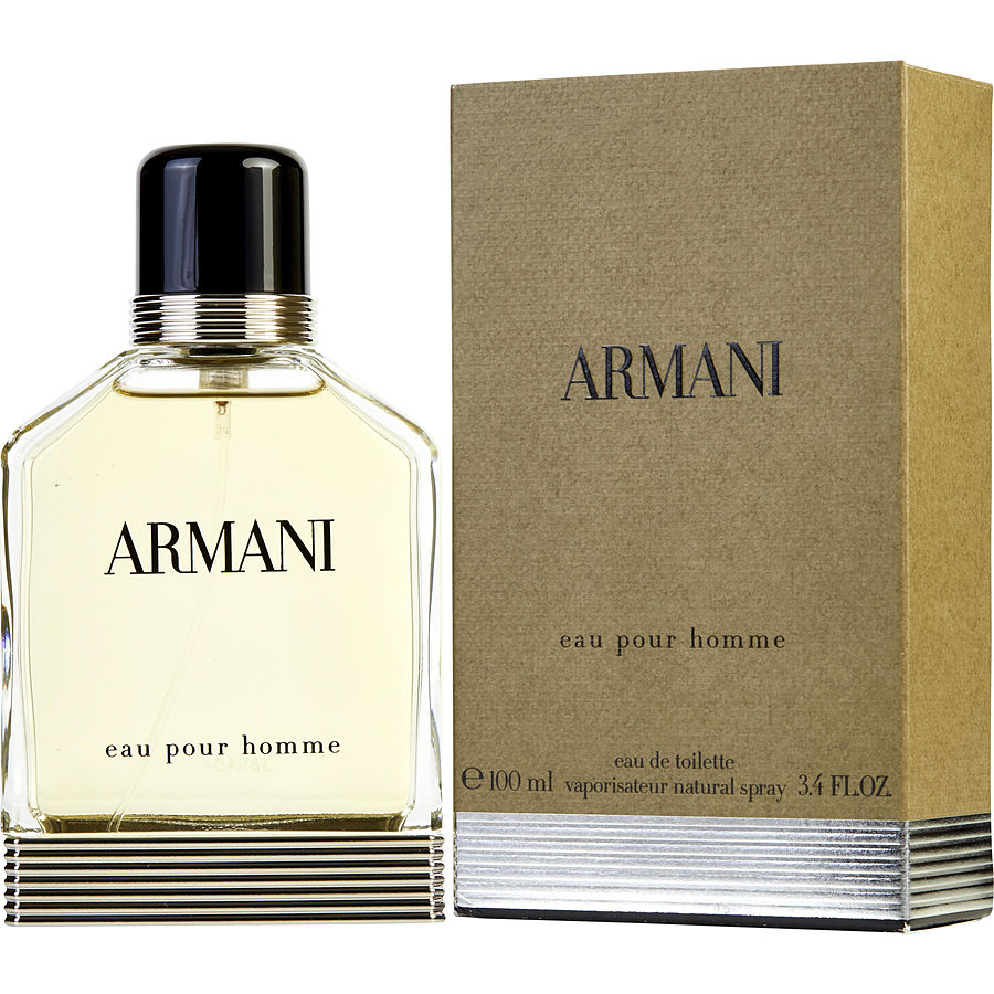 eau de toilette armani