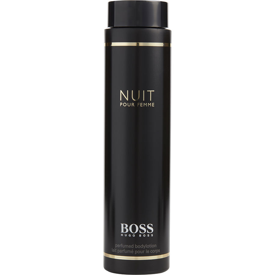 thoughts on official site outlet store Boss Nuit Pour Femme Body Lotion 6.7 oz