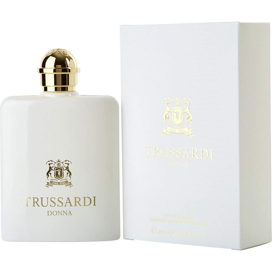 Trussardi Donna Eau De Parfum Spray 3.4 oz