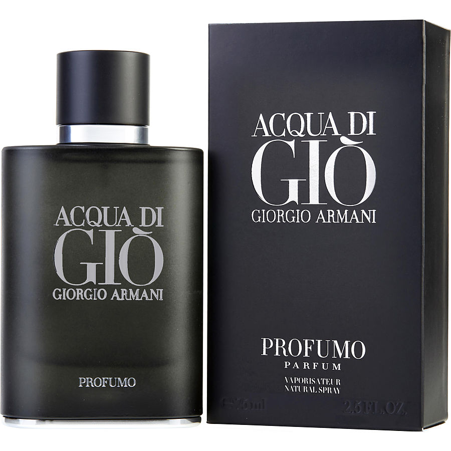 Suche nach Beamten große Auswahl an Farben und Designs Shop für authentische Acqua Di Gio Profumo Parfum Spray 2.5 oz