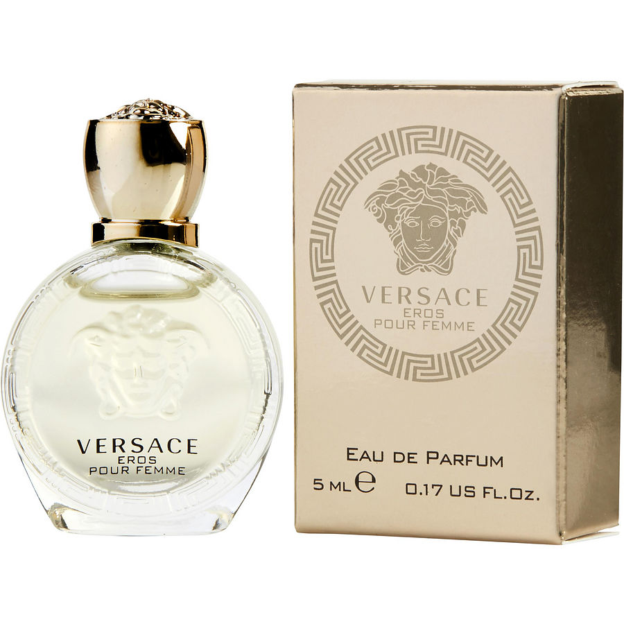 Versace Eros Pour Femme Eau De Parfum Spray 17 Oz
