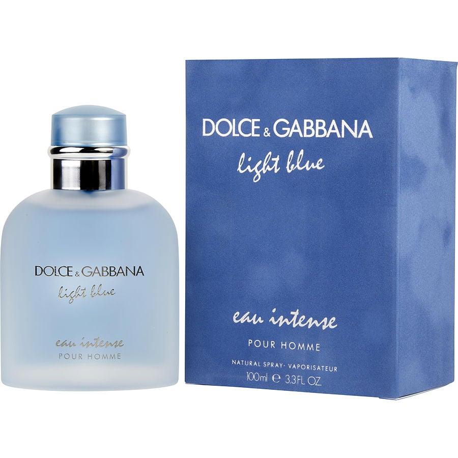 Dolce gabbana perfume mujer light blue