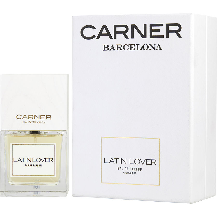 Carner Barcelona Latin Lover Eau De Parfum Spray 3.4 oz