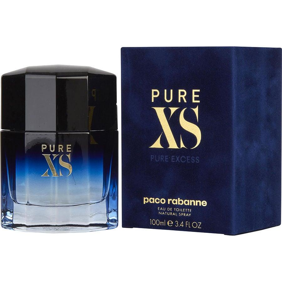 Pure Xs Eau De Toilette Spray 3.4 oz