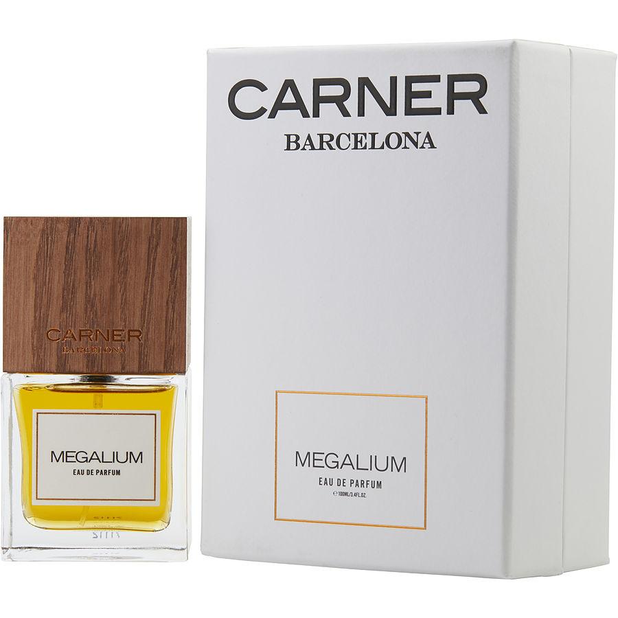 Carner Barcelona Megalium / Eau De Parfum Spray 3.4 oz