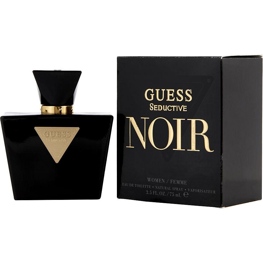 Guess Seductive Noir Perfume Fragrancenet Com